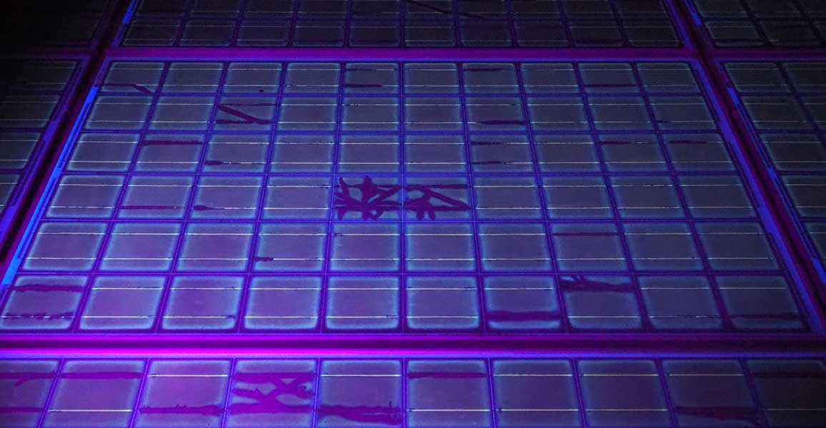 l'analisi UV-F esapro