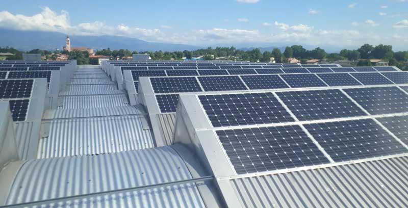 Revamping impianto da 1,5 MW