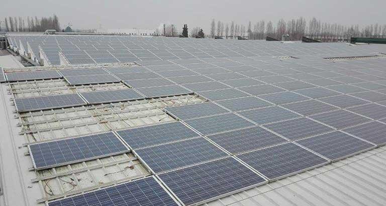 impianto fotovoltaico da 1mwp