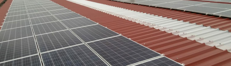 costruzione impianto fotovoltaico 550kwp