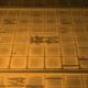 Modulo fotovoltaico usurato
