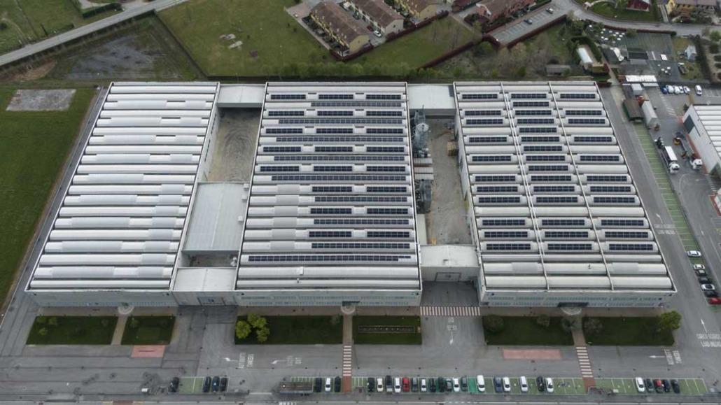 Realizzazione di un impianto fotovoltaico
